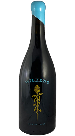 2018 Wilkens Family Wines Reserve Pinot Noir