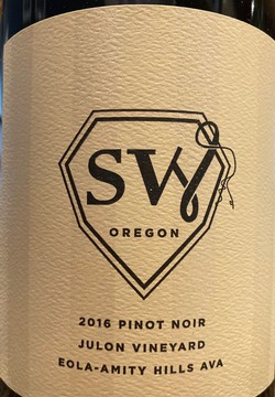 2016 Stedt Wines Julon Vineyard Pinot Noir
