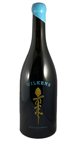 2018 Wilkens Family Wines Reserve Chardonnay